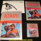 ET the Extra Terrestrial - Atari 2600 - Complete CIB
