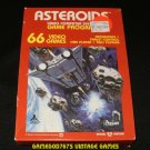 Asteroids - Atari 2600 - Possibly New Factory Sealed