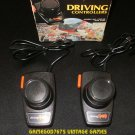 Refurbished Atari 2600 Driving Controllers - With Box