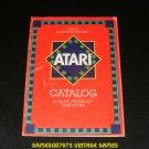 Atari 1982 Catalog - Revision E