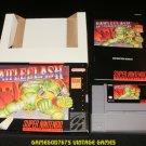 BattleClash - SNES Super Nintendo - Complete CIB