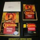 Centurion Defender of Rome - Sega Genesis - Complete CIB