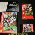 Goofy's Hysterical History Tour - Sega Genesis - Complete CIB