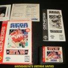 NFL 95 - Sega Genesis - Complete CIB