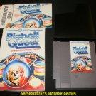 Pinball Quest - Nintendo NES - Complete CIB