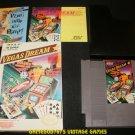 Vegas Dream - Nintendo NES - Complete CIB