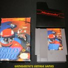 Rally Bike - Nintendo NES - With Box & Cartridge Sleeve