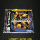 Asteroids - Sony PS1 - Complete CIB