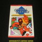 Crystal Castles - Atari 2600 - 1984 Manual Only