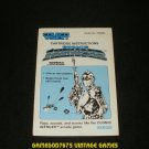 Cosmic Avenger - ColecoVision - 1982 Manual Only