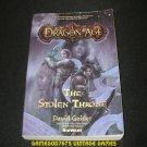Dragon Age the Stolen Throne - David Gaider (2009) - Paperback