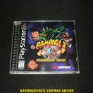 Rampage 2 Universal Tour - Sony PS1 - Complete CIB