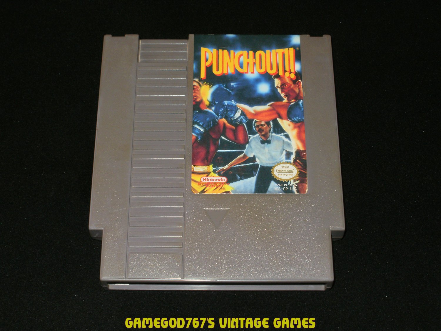 Punch-Out - Nintendo NES