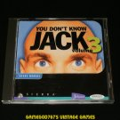 You Don't Know Jack Volume 3 - IBM PC - 1997 Berkeley Systems - Complete CIB