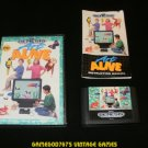 Art Alive - Sega Genesis - Complete CIB
