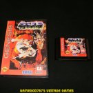 Sub-Terrania - Sega Genesis - With Box
