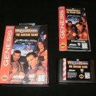 WWF WrestleMania The Arcade Game - Sega Genesis - Complete CIB