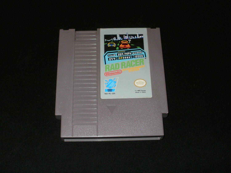 Rad Racer - Nintendo NES