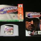 Wayne Gretzky's 3D Hockey - N64 Nintendo - Complete CIB