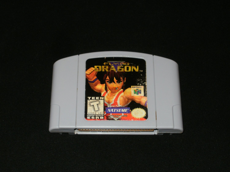 Flying Dragon - N64 Nintendo