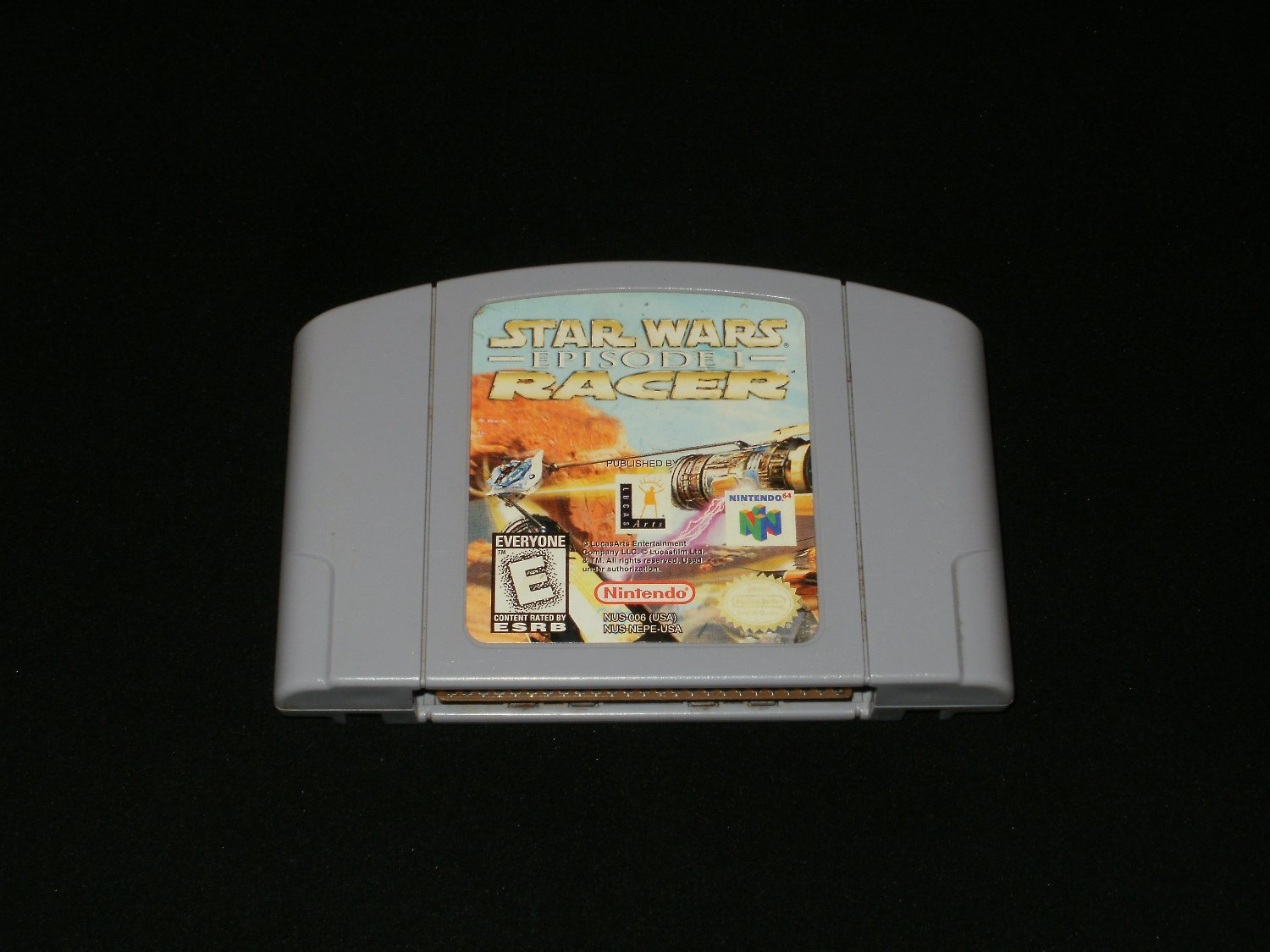 Star Wars Episode I Racer - N64 Nintendo