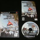 Mountain Bike Adrenaline - Sony PS2 - Complete CIB