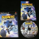 Sonic Unleashed - Sony PS2 - Complete CIB