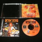 Fifth Element - Sony PS1 - Complete CIB