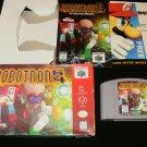 Robotron 64 - N64 Nintendo - Complete CIB