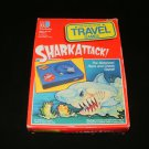 Shark Attack - Vintage Travel Game - Milton Bradley 1990 - Complete CIB