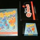 Qbert - Atari 5200 - Complete CIB