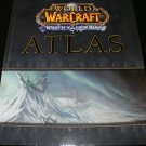 World of the Warcraft Atlas Wrath of the Lich King -  Bradygames (2009) - Hardcover