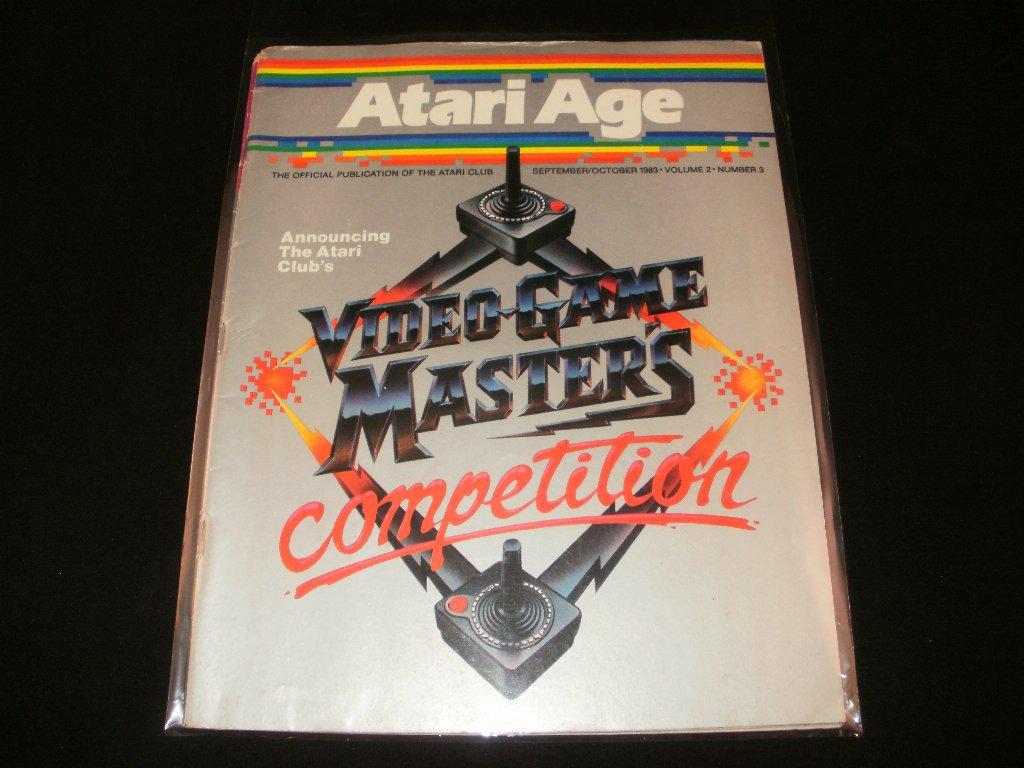 Atari Age Magazine - Volume 2, Number 3 - September-October, 1983