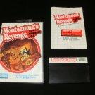 Montezuma's Revenge - Sega Master System - Complete CIB - Rare