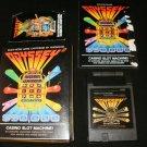 Casino Slot Machine - Magnavox Odyssey 2 - Complete