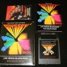 Las Vegas Blackjack - Magnavox Odyssey 2 - Complete