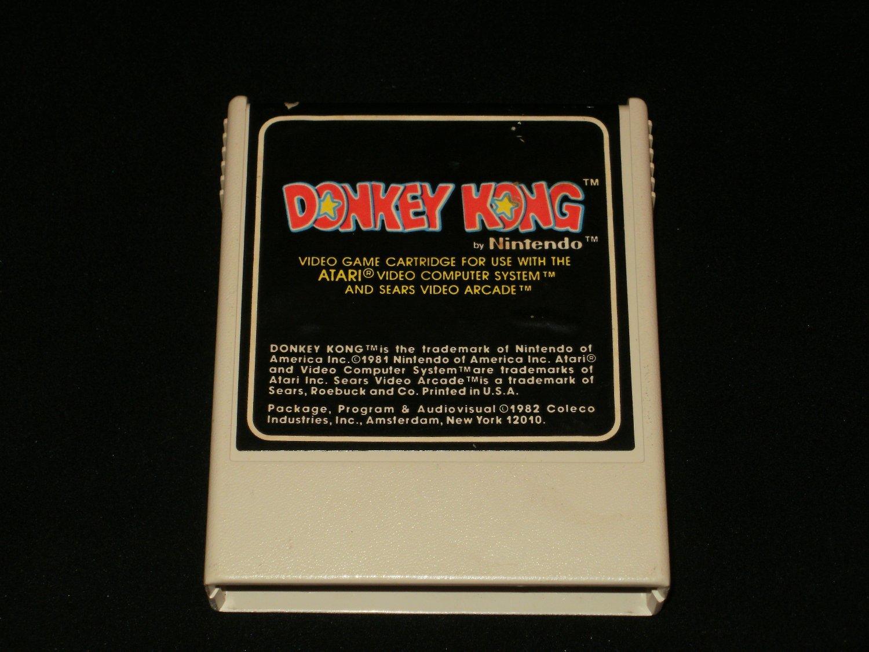 Donkey Kong - Atari 2600