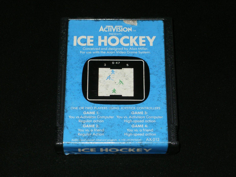 Ice Hockey - Atari 2600