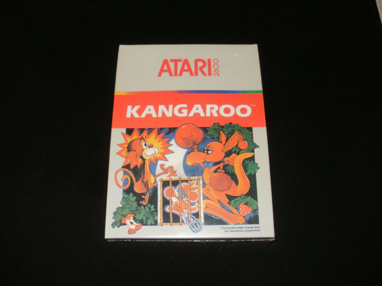 Kangaroo - Atari 2600 - New Factory Sealed