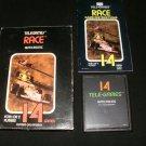 Race - Atari 2600 - Complete CIB