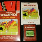 Stampede - Atari 2600 - Complete CIB