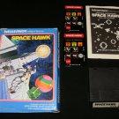 Space Hawk - Mattel Intellivision - Complete CIB - 1986 White Label Version