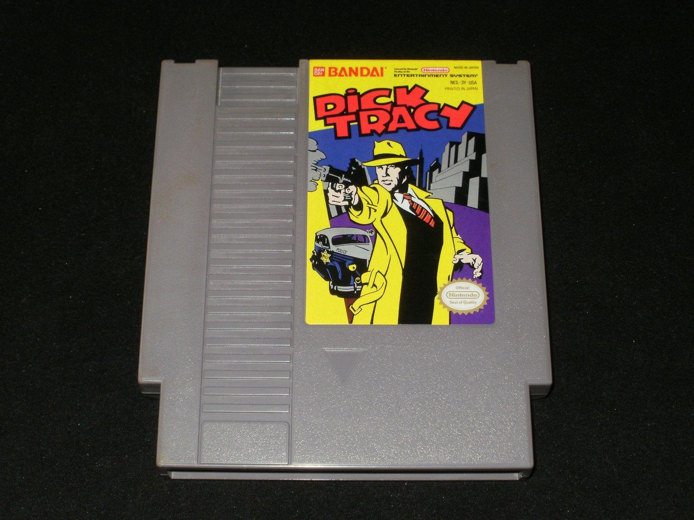 Dick Tracy - Nintendo NES