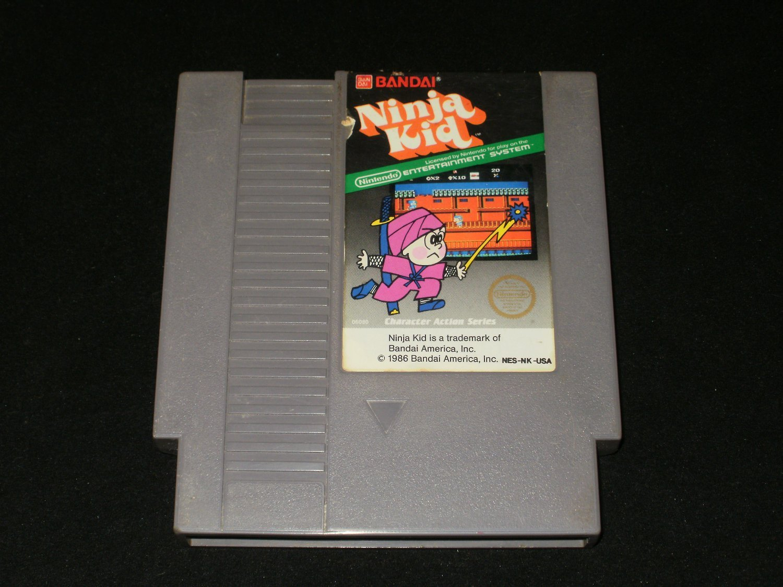 Ninja Kid - Nintendo NES