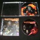 G-Police Weapons of Justice - Sony PS1 - Complete CIB