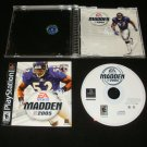 Madden NFL 2005 - Sony PS1 - Complete CIB