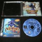 Ninja Shadow of Darkness - Sony PS1 - Complete CIB