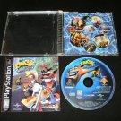 Crash Bandicoot Warped - Sony PS1 - Complete CIB - Rare Black Label 1998 Release