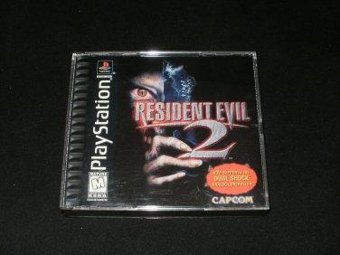 resident evil 2 ps1 case