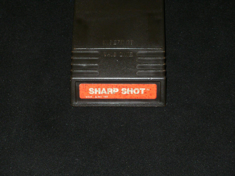 Sharp Shot - Mattel Intellivision